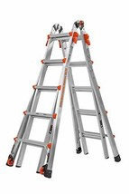Little Giant 22-Foot Velocity Multi-Use Ladder, 300-Pound Duty Rating, 1... - $245.09