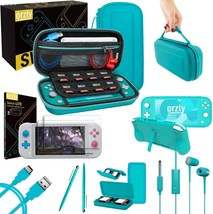 Orzly Switch Lite Accessories Bundle - Case and Screen Protector for Nintendo - $40.99+
