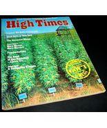 HIGH TIMES MAGAZINE Nov 1976 Frank Costello Ken Burnstine Smuggling King... - $15.99