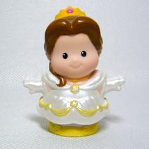 Fisher Price Little People Disney Princess BELLE Bride Wedding 2012 - $4.00