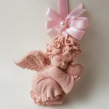 Aroma Stone Wall Plaque, door decor, home decor - Handmade-Valentine Ang... - $11.88
