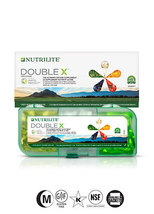 Nutrilite® Double X® Vitamin/Mineral/Phytonutrient Supplement  31-day 18... - $67.00