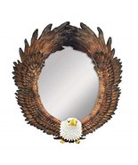 WL SS-WL-7961, 9 Inch Eagle Bust with Wings Surrounding The Frame of Sma... - $34.99