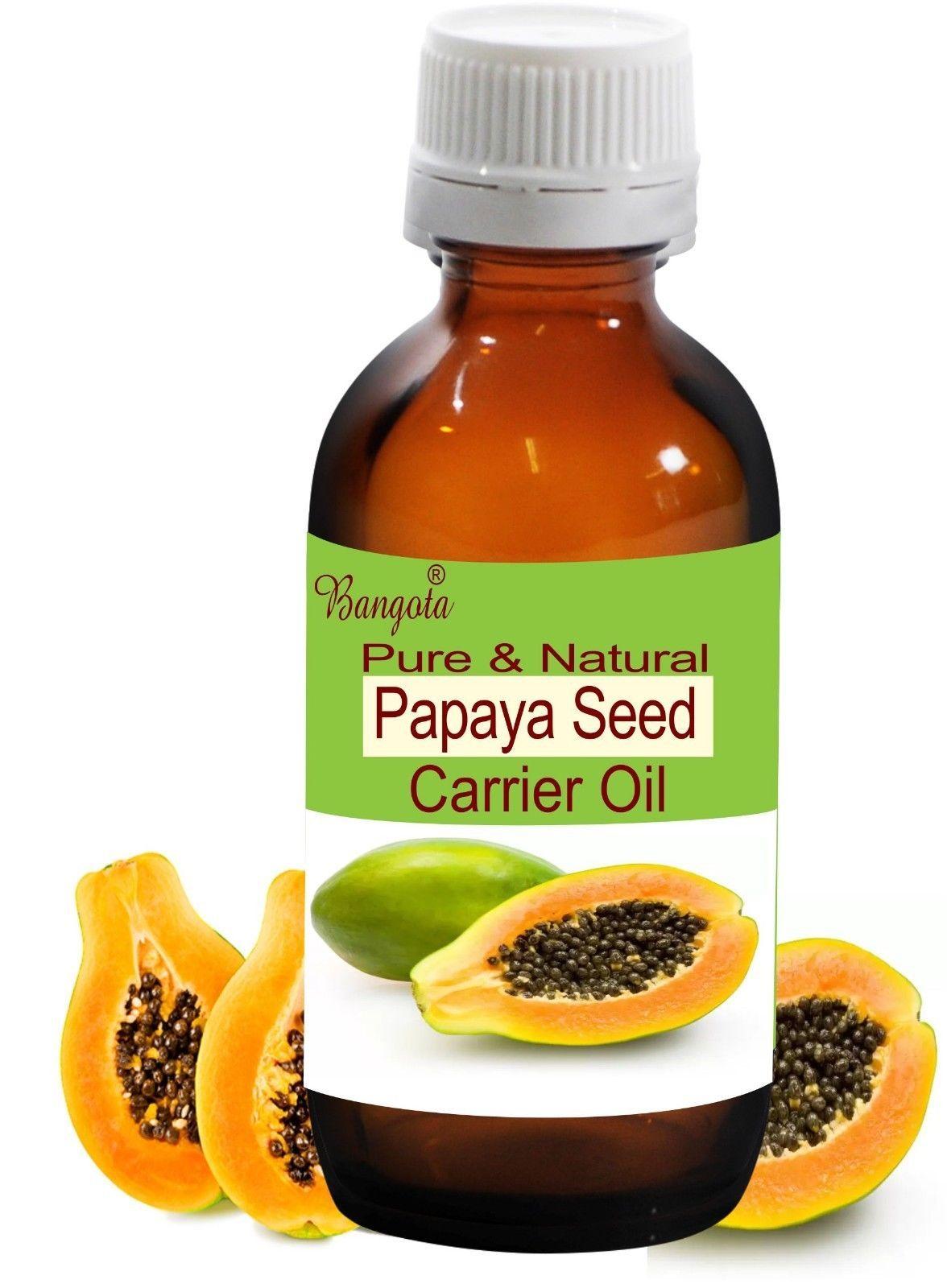 Papaya Seed oil-Pure & Natural Carrier Oil- 30ml Carica papaya by Bangota