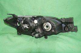 04-08 Mazda 3 Sedan Halogen Headlight Head Light Lamp Driver Left LH **NOS** image 6