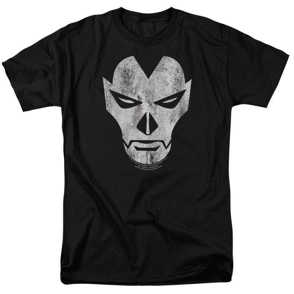 Shadowman Mask T Shirt Valiant Comics Universe Bosou Koblamin graphic tee VAL170
