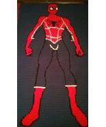 Spider-Man Inspired Handmade Crochet Blanket - $150.00