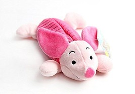 New Disney Piglet Winnie the Pooh Plush Doll Pen Case Pencil Pink Limite... - $51.41