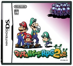 Mario & Luigi RPG 2 [Japan Import] [video game] - $73.75