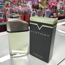 HISSTORY by AVON for MEN 3.4 FL.OZ / 100 ML EAU DE TOILETTE SPRAY - $38.98