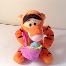 Disney Winnie the Pooh Plush Spring Tigger Mini Bean Bag Plush Stuffed  ... - $5.82