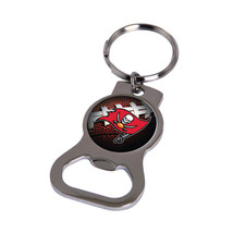 Non Metal Nfl Tampa Bay Buccaneers Bottle Opener Key Ring By Rico Industries (Le - $11.62