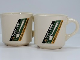 Vintage BSA Owasippe Scout Reservation Mug | Family Camp Order of the Sp... - $35.00