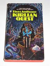 Kirlian Quest (Cluster, Book 3) Anthony, Piers - $3.33