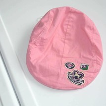 Gymboree Pink hat size 5 7 years dog Nwt - $7.87