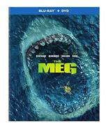 The Meg [Blu-ray+DVD, 2018] - $11.95