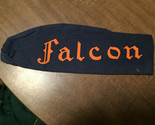 Vintage Falcon Gas Station Attendant Cloth envelope Hat Preowned VGC
