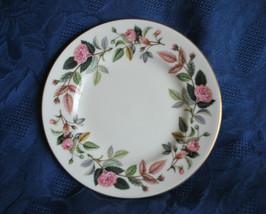 "Wedgwood HATHAWAY ROSE 6 "" Tea/Side/Bread & Butter Plate   #73 - $5.58"