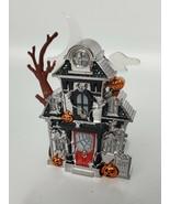 Bath Body Works Haunted House Moon Halloween Nightlight Wallflower Diffu... - $54.99