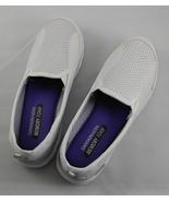 Danskin Now Women's White Memory Foam Mesh Slip-On Athletic Shoe Size 7.5 - €6,96 EUR