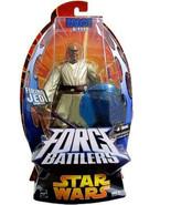 Star Wars Force Battlers Mace Windu Firing Jedi Gauntlet Action Figure - $24.64
