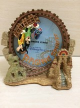 Tokyo Disney Sea Lilo Stitch And Goofy Photo Stand. Racing Spirit Theme. RARE - $99.00