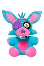 Five Nights at Freddy's: Plush – Foxy Blacklight (Blue)  - $19.99