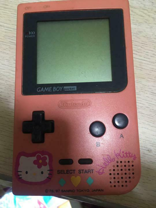 Primary image for Hello Kitty Pocket Game Boy Pocket Sanrio Unusual Party Nintendo