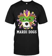 Mardi Gras  Mask Dog Jack Russell Terrier TShirt - $17.99+