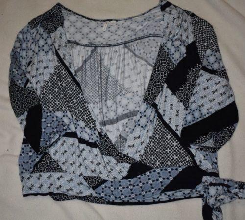 d39ef522a45 Cato Woman Plus Size 22/24 2X Bohemian Boho Hippie Oversize Blouse Top Shirt