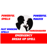 Break up spell split any couple up make them argue disagree and hate eac... - $47.00