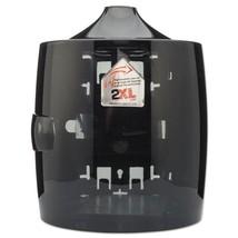 Contemporary Wall Mount Dispenser, Smoke Gray - $111.47