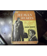 Of Human Hearts The Lincoln Stories of Honore Morrow Metro Goldwyn Mayer... - $9.27