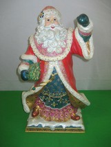 Christopher Radko Old World Santa Music Box Yule of Yore 2004 Limited Ed... - $51.38