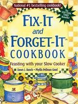 Fix-It and Forget-It Cookbook Dawn J Ranck and Phyllis Pellman Good - $5.69