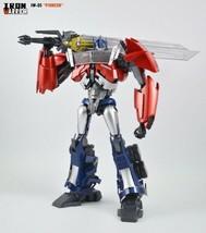 Iron Warrior 25CM Optimus Prime OP IW-05 Pioneer Transformers Action Fig... - $135.23