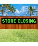 STORE CLOSING Advertising Vinyl Banner Flag Sign LARGE HUGE XXL SIZES USA  - $23.74+