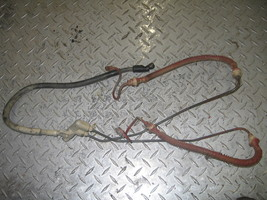 SUZUKI 1988 QUAD RUNNER 300 2X4 FRONT BRAKE LINES  (BIN 32)   P-7736L  P... - $25.00