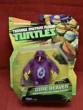 New Dire Beaver Teenage Mutant Ninja Turtles Playmates Toys TMNT Sealed ... - $49.49