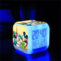 Mickey Mouse Movie #11 Led Alarm Clock Figures LED Alarm Clock - $25.00