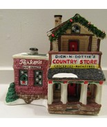 Christmas Village Country Store  -- no chord - $25.00