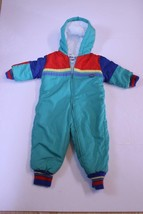 Infant/Baby Weather Tamer 18 Months Full Body Vintage Winter Coat Snowpa... - $18.69