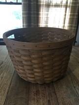 "Longaberger 1985 Bushel ""Corn"" Basket - $39.60"