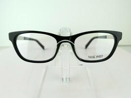 Nine West NW 5141 (001) Black 50-17-135 Eyeglass Frame - $37.95