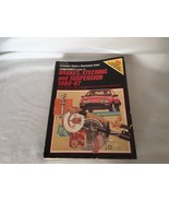 Chiltons Guide Brakes Steering Suspension 1980 1987 87 Manual 20854 - $13.99