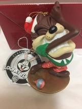 Christmas Ornament Taz Looney Tunes Tee'd Off Goebel Warner Brothers 985014 - $24.99