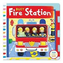 Busy Fire Station (Busy Books) [Board book] Finn, Rebecca - $8.90
