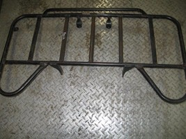 YAMAHA 1997 BIG BEAR 350 4X4 REAR RACK (HAS RUST,DENTS--NEEDS PAINT)   (... - $70.00