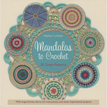 St. Martin's Books-Mandalas To Crochet - $27.62