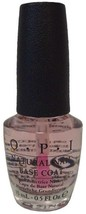 Opi Nail Lacquer Natural Nail Base Coat (Nt T10) - $7.91